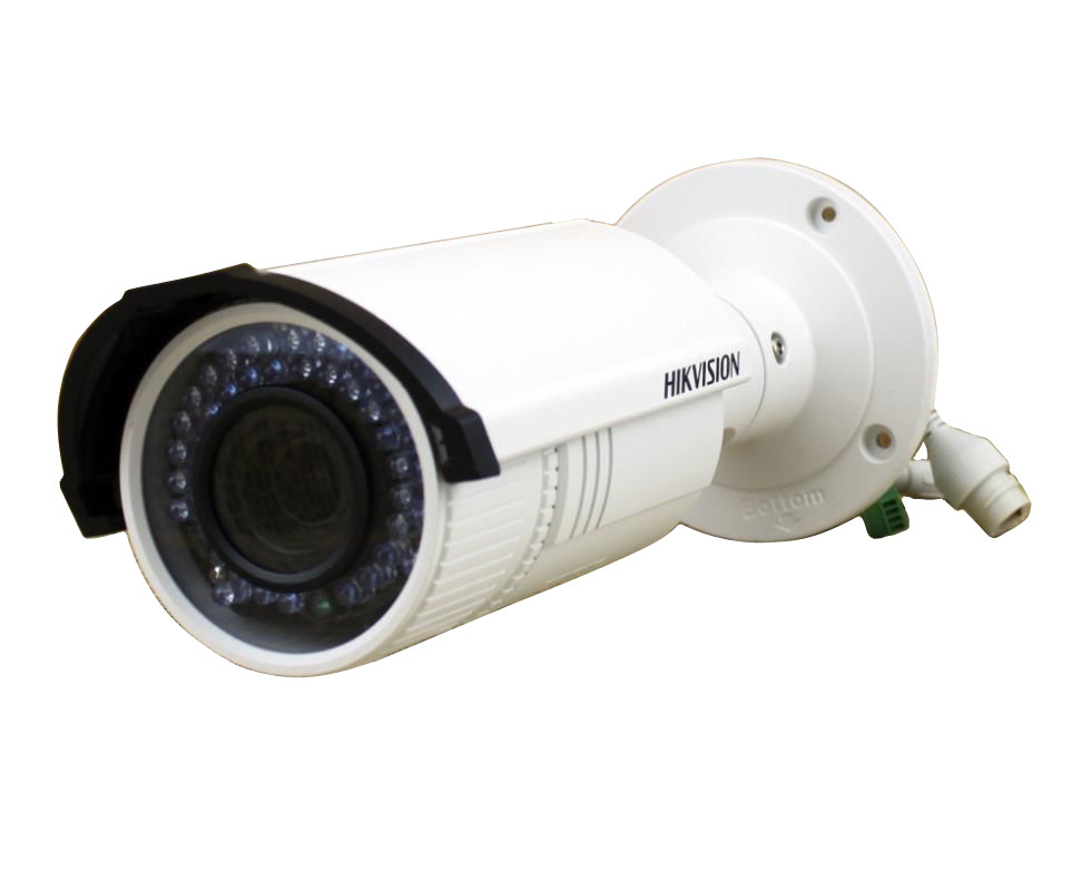 IP-камера Hikvision DS-2CD2612F-IS (2,8 - 12 мм). Фото №3