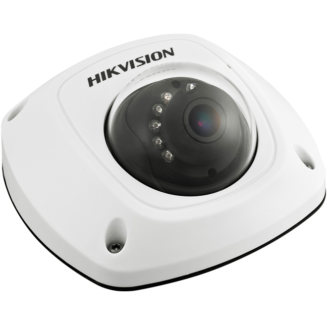 Видеокамера Hikvision DS-2CS54A1P-IRS (3,6 мм)